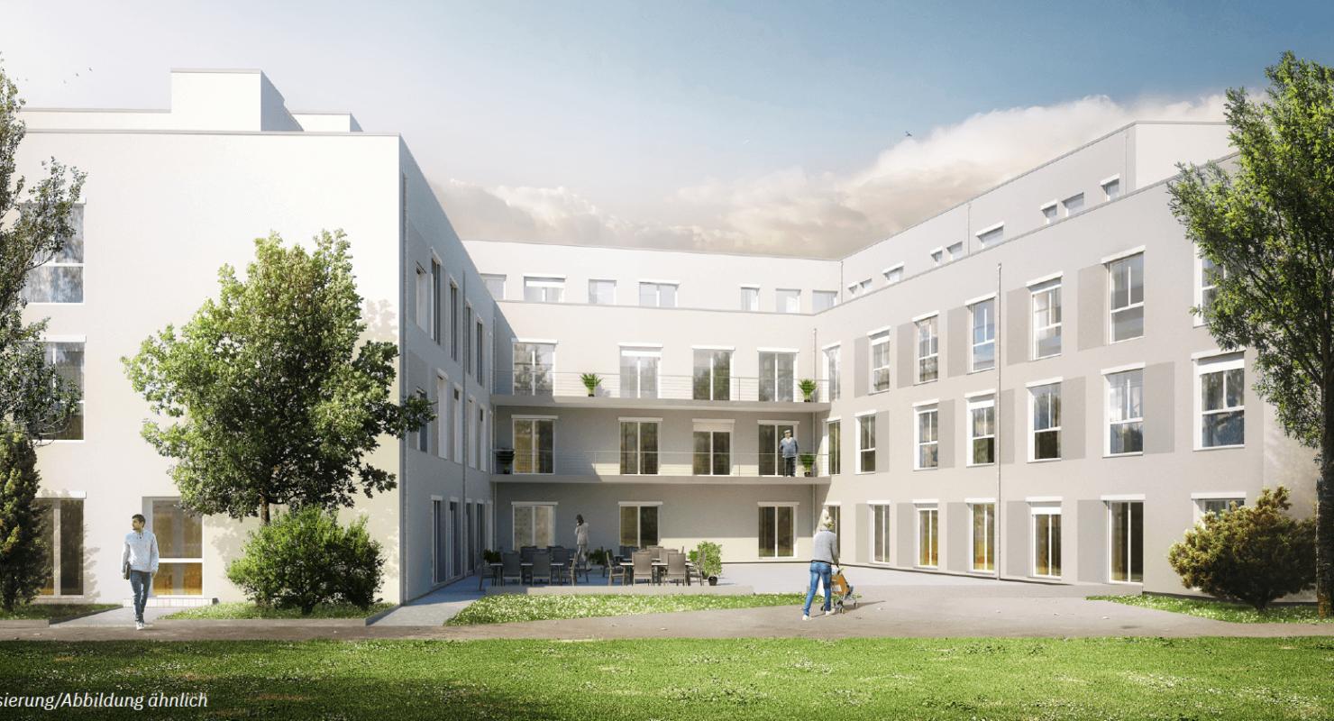 Pflegeimmobilie in Pulheim bei Köln